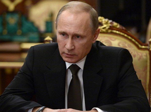 Путин вызвал всех российских послов в Москву
