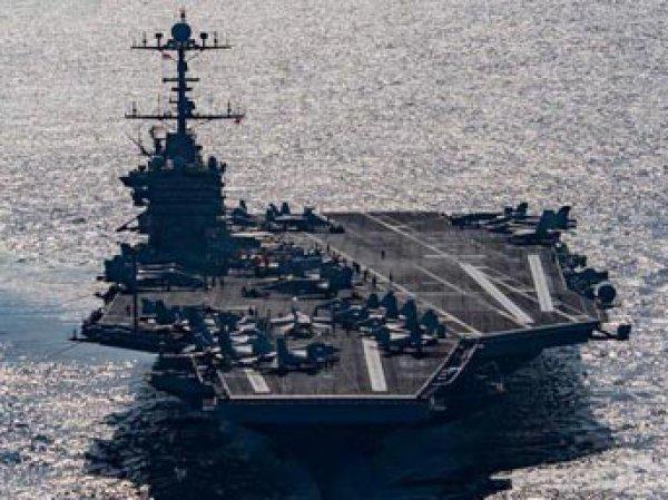 Пентагоне обвинил российский сторожевик в намеренном препятствовании операциям эсминца США