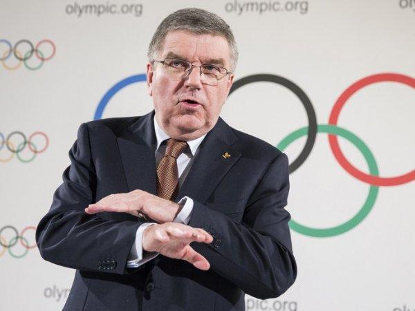 В МОК поддержали решение по отстранению российских  атлетов от Олимпиады 2016 (ВИДЕО)
