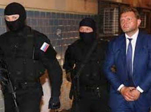 В СК рассказали об обстоятельствах задержания губернатора Белых