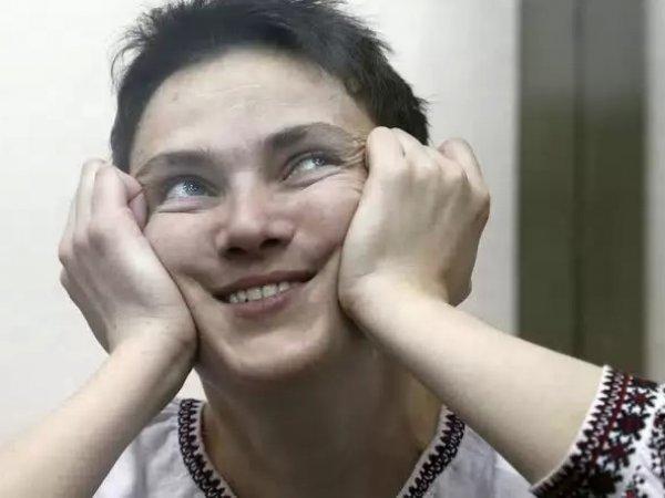 СМИ: пьяная Савченко по дороге в ПАСЕ устроила скандал в самолете из-за бутылки виски