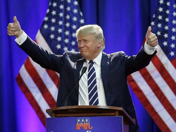 Трампа пытались убить на митинге в Лас-Вегасе (ВИДЕО)