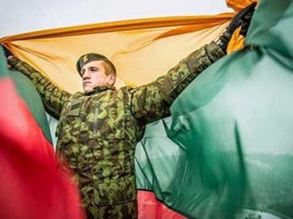 В Литве законодательно вернули воинский призыв