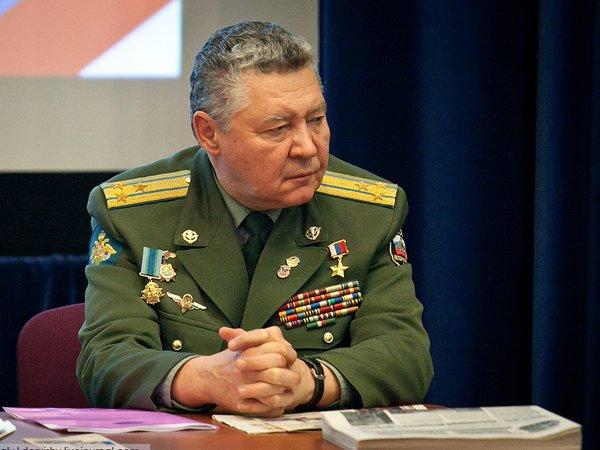 Скончался Герой России Александр Маргелов