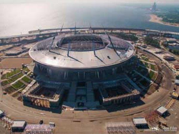 Санкт-Петербург расторгает договор со строителями «Зенит-Арены»