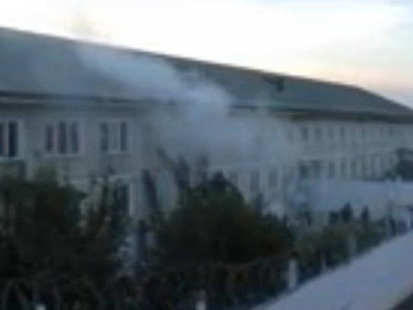 Опубликовано ВИДЕО подавления бунта заключенных в Хакасии (ВИДЕО)