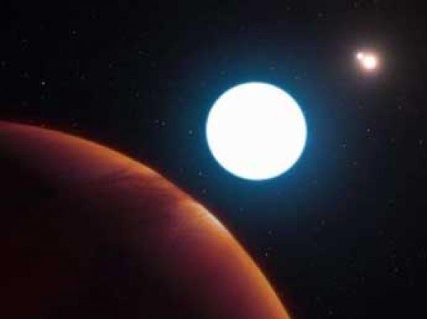 Ученые впервые нашли планету, вращающуюся вокруг трех звезд