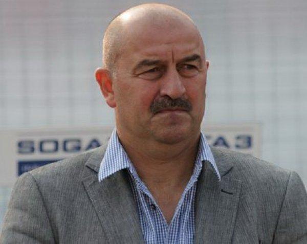 В РФС прокомментировали слухи о назначении Черчесова на пост главного тренера сборной