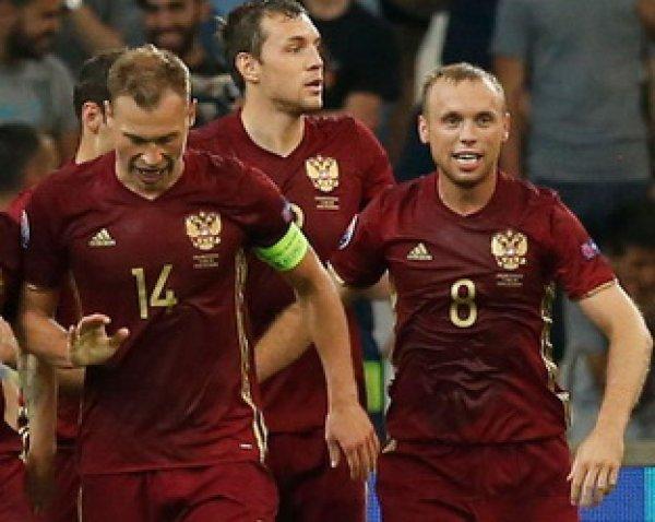 Кремль ответил на петицию о роспуске сборной России по футболу