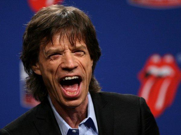 Лидер The Rolling Stones Мик Джаггер в восьмой раз станет отцом