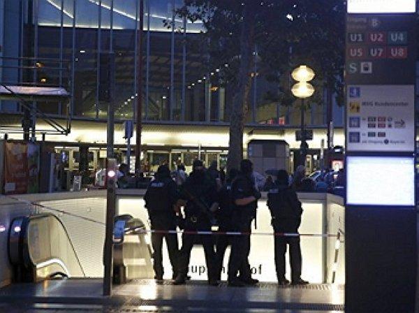 СМИ: один из стрелков в Мюнхене покончил с собой