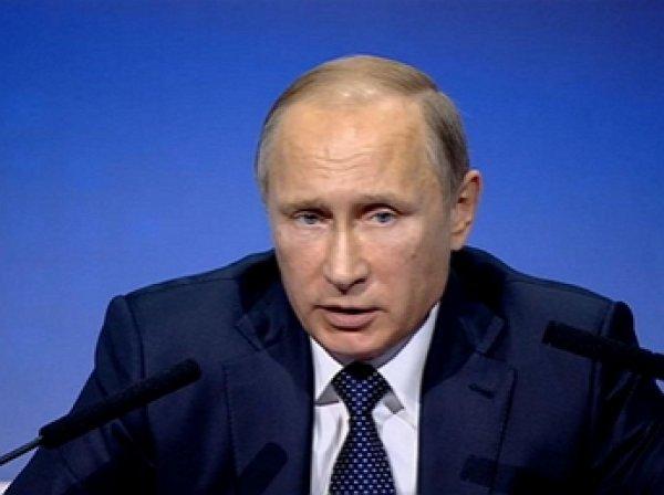 Путин предложил создать независимую антидопинговую комиссию