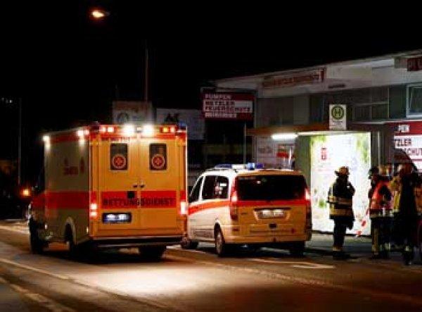 В Баварии на поезд напал беженец с топором: четыре человека пострадали, есть жертвы