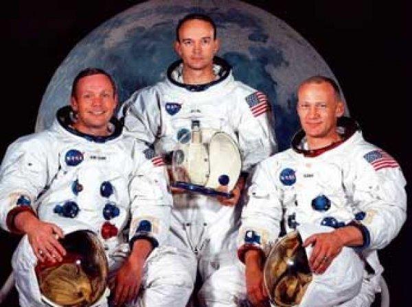 """Ученые: участников миссии """"Аполлон"""" погубила загадочная болезнь"""