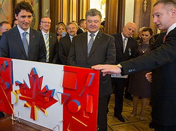 В Киеве заявили, что Канаду создали украинцы