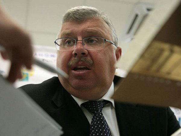 Главу ФТС Бельянинова все-таки отправили в отставку