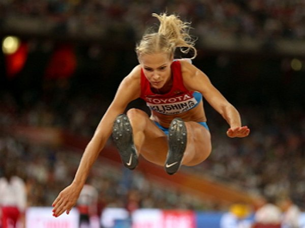 IAAF допустила россиянку Клишину до Олимпиады-2016