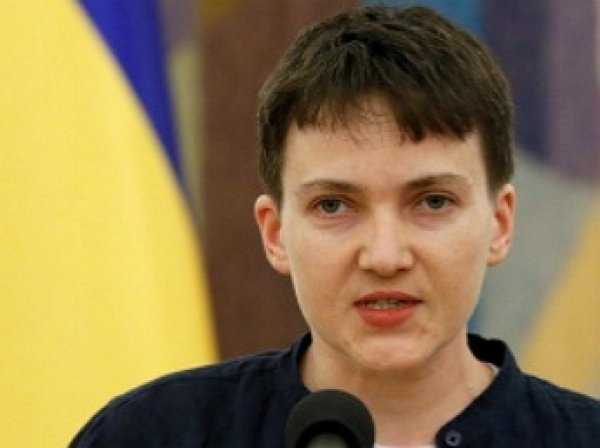 Савченко захватила место спикера Рады