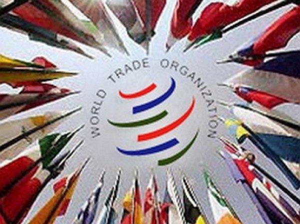 Киев пожаловался в ВТО на Россию