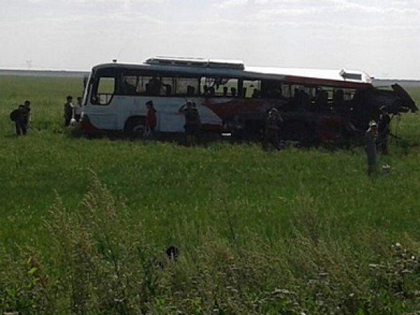 Авария в Казахстане 28 июля 2016: жертвами аварии стали двое россиян (ФОТО)