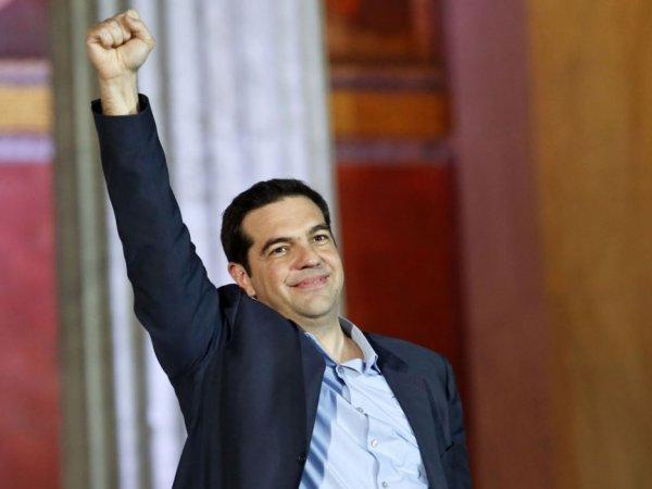Ципрас сорвал ужин Обамы рекомендацией поддержать Россию