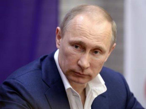 СМИ встревожила внезапная отмена всех поездок Путина на неделю