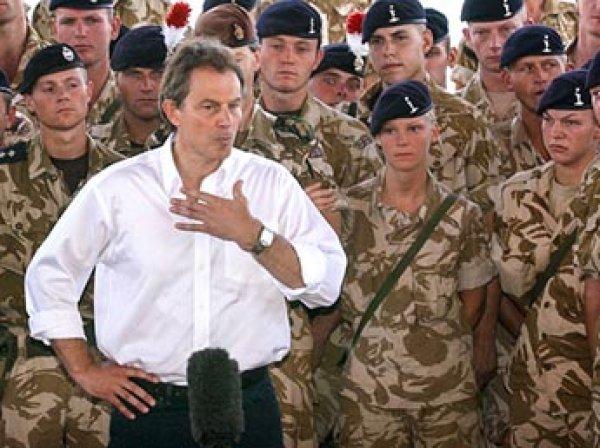 Экс-премьер Британии Блэр признал вторжение в Ирак ошибкой, но «из лучших побуждений»