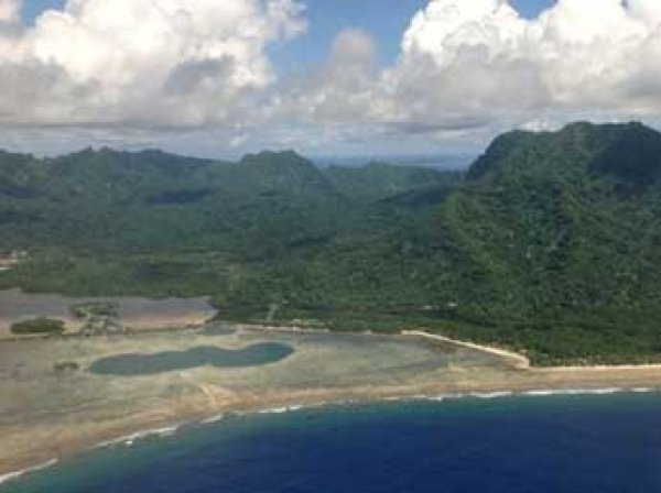 Австралиец выиграл в лотерею тропический остров (ФОТО, ВИДЕО)