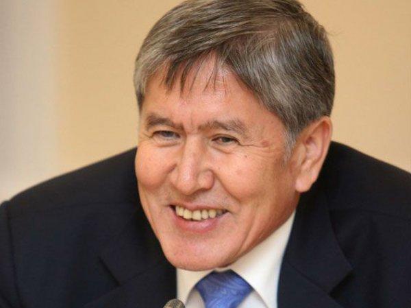 Президент Киргизии выпустил клип на собственную песню