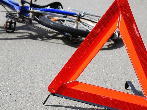 В Москве водитель сбил велосипедиста и выстрелил ему в ногу