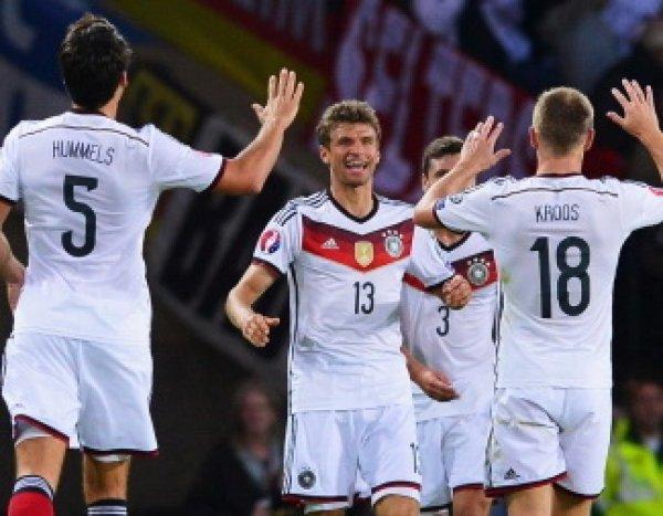 Германия - Италия, счет 6:5: обзор матча, видео голов (ВИДЕО)