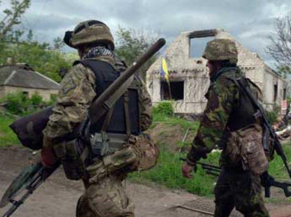 Генштаб Украины сообщил о поимке на Донбассе двух диверсантов из РФ