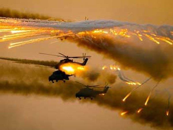 СМИ: над Сирией сбит новый российский вертолет Ми-35, а не сирийский МИ-25