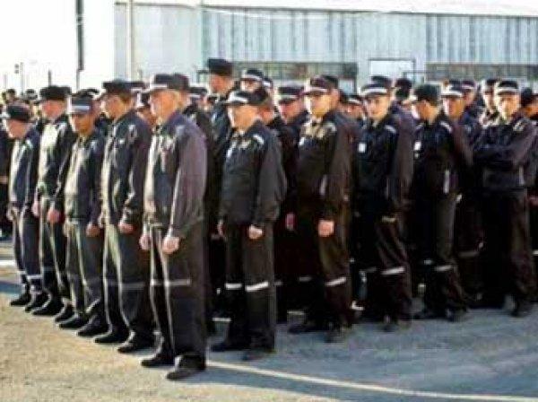 В колонии в Хакасии сотни заключенных устроили бунт, возбуждено дело