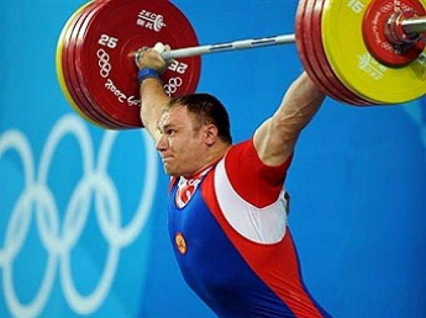 Российские тяжелоатлеты отстранены от участия в Олимпиаде в Рио
