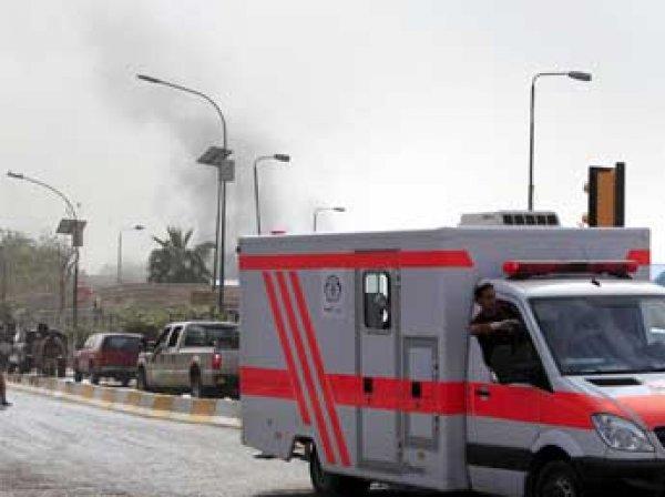 Смертник устроил теракт в столице Ирака: 12 человек погибли и 32 ранены