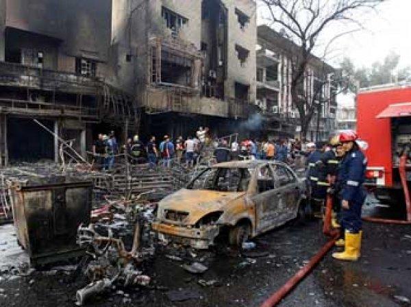 Число жертв двойного теракта в Багдаде превысило 200 человек