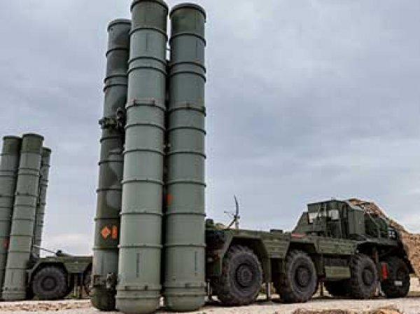 Минобороны перебрасывает в Крым ракетные комплексы С-400