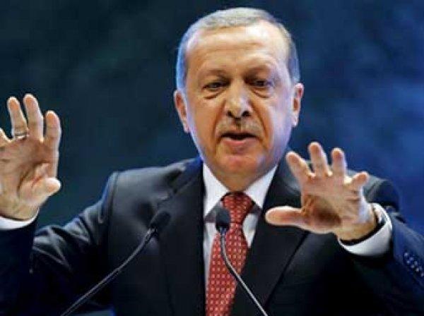 """Эрдоган про госпереворот: """"Задержись я на 10 минут, меня бы убили"""""""