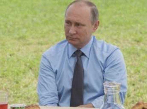 Путин рассказал, что еще можно сделать из клюквы кроме водки (ВИДЕО)