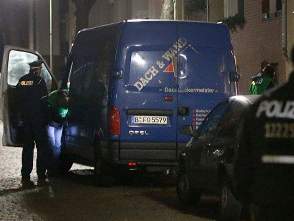 В университетской клинике в Берлине произошла стрельба