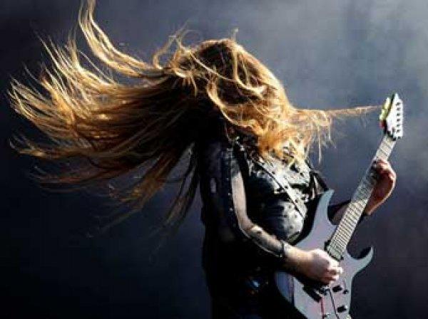 Ученые: музыка Heavy Metal помогает одолеть депрессию и страх смерти