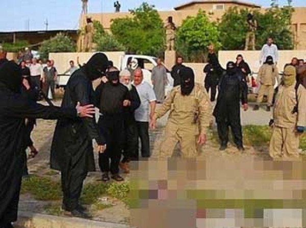 Боевики ИГИЛ заживо сварили дезертиров