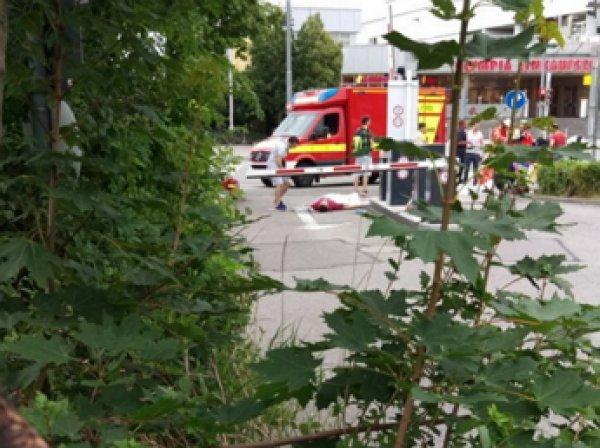 Стрельба в Мюнхене 22 июля: в торговом центре расстреляли посетителей, 15 погибших (ВИДЕО)