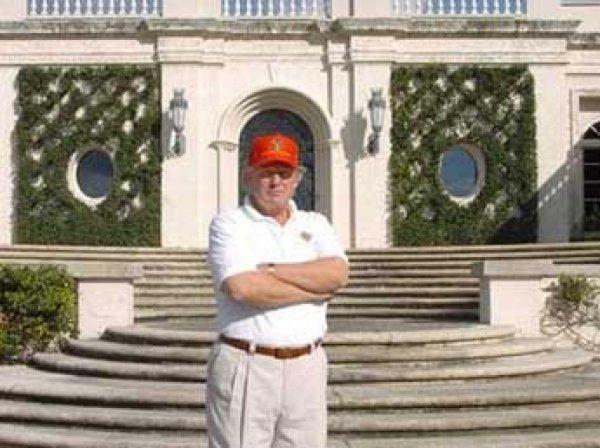 Дональд Трамп рассказал, как обманул уральского олигарха Рыболовлева на  млн