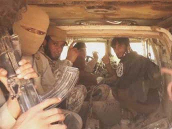 Боевики ИГИЛ обнародовали видео с угрозами в адрес России