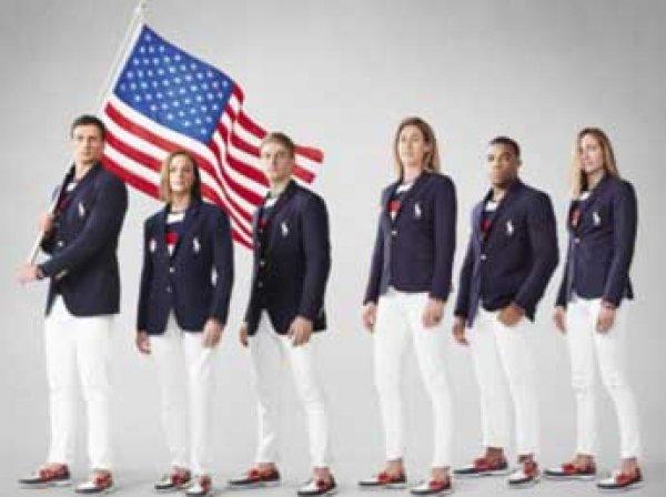 Блогеры нашли на форме сборной США российский триколор (ФОТО)