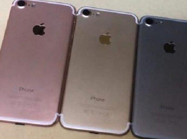В Сети появилось первое неофициальное ВИДЕО с iphone 7