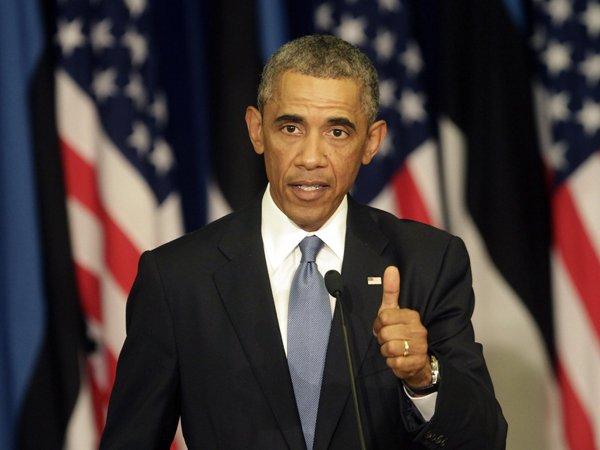 Обама отпустил шутку во время заявления по трагедии в Мюнхене: ВИДЕО опубликовали в Сети (ВИДЕО)