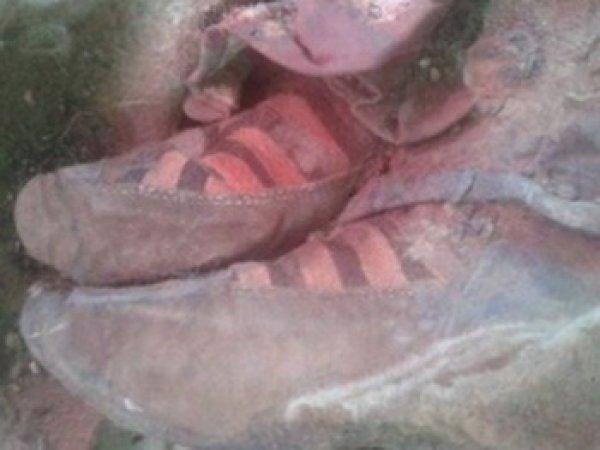 """1500-летняя мумия в """"кроссовках Адидас"""" шокировала ученых (ФОТО)"""